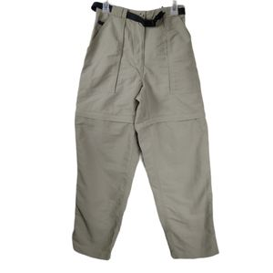 The North Face Medium high waist convertible pants